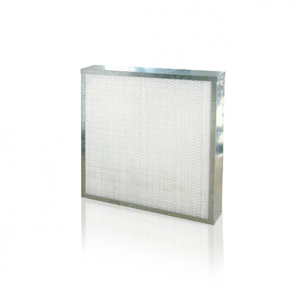 mini pleat air filter